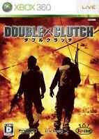double clutch 360 spike Microsoft Xbox 360 From Japan