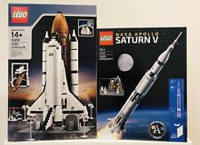 Lego Super Space Duo - 10231 & 21309
