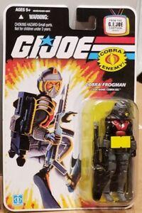 "G.I. Joe 25th Anniversary: Frogman - Cobra Eel 3.75"" Figure (Cartoon Series)"