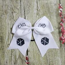 Kpop EXO Hair Bow Barrette Bowknot Decor Barrette Hair Accessories