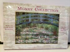 The Monet Collection 20 Blank Note Cards & Envelopes 10 Claude Monet Designs New