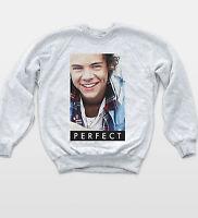 Harry One Styles Sweatshirt Music Direction Jumper Indie Festival