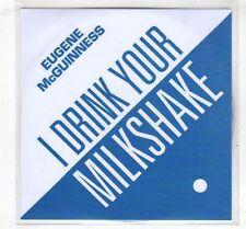 (GX654) Eugene McGuinness, I Drink Your Milkshake - 2014 DJ CD