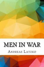 Men in War by Andreas Latzko (2016, Paperback)