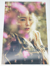 TAEYEON Girls' Generation - I (1st Mini Album) [OFFICIAL POSTER] Type-B