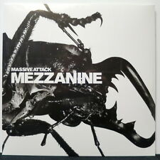 MASSIVE ATTACK 'Mezzanine' Ltd. Edition 180g Vinyl 2LP NEW & SEALED