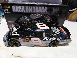1 of 333 BUD BLACK Color Chrome 3 Days of Dale 1/18 Dale Earnhardt Jr 2006