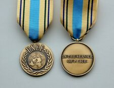 ONE Full Size UN Medal - UNEF1 for Israel/Egypt 1956-57