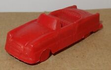CAR MPC HO 1/87 MADE IN USA PACKARD CARRIBEAN CONVERTIBLE 1953 ROUGE