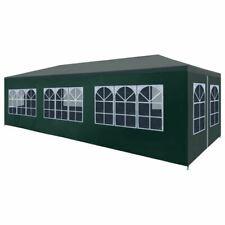 Vidaxl Tente de Réception 3 x 9 M Vert pelouses et Jardins