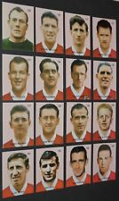 PAYS DE GALLES WALES COMPLETE COUPE MONDE FOOTBALL 1958 STYLE PANINI