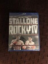 Rocky Iv (4) Blu Ray & Dvd Set - Brand New - Sealed!