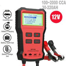 2V Automotive Car Battery Tester 220Ah Charging Cranking Test Analyzer 2000CCA