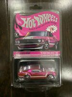 2020 Hot Wheels Pink RLC Exclusive Mustang Boss 302 Convention - IN HAND