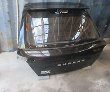 SUBARU IMPREZA WRX GGA 01-05 - REAR HATCH BOOT LID TAIL GATE - DOOR - BLACK 23J