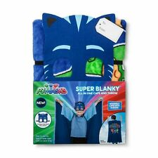 Pj Masks Catboy Super Blanky Bed Blankets (40x50) New with Tags