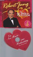 CD--ROBERT JUNG -- --- EIN AVE MARIA ZUM HOCHZEITSTAG