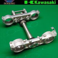 2001 Kawasaki KX125 KX250 Triple Clamp Fork Tree Steering Stem 44037-1415