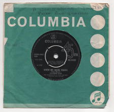 SOLOMON KING - WHEN WE WERE YOUNG. (UK, 1968, COLUMBIA, DB 8402)