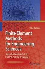 Finite Element Methods for Engineering Sciences: Theoretical......Free Shipping!