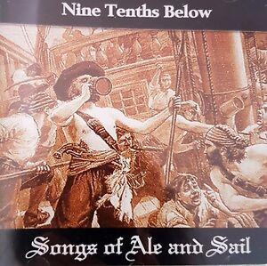 sea shanty cd 'songs of ale and sail' new in cellophane