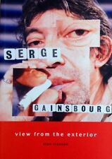 Serge Gainsbourg ~ View From The Exterior by Alan Clayson-Auto/Biography