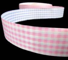 "10 Yds FLAWED Valentine Red Pink Striped Acetate Ribbon 1//2/""W .15 per yd"