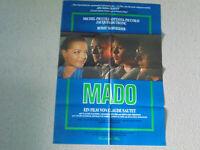 Romy Schneider, MADO - Original Filmplakat A1