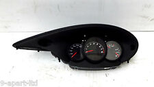 GENUINE PORSCHE 986 BOXSTER INSTRUMENT CLUSTER FINISHED IN METROPOLE BLUE