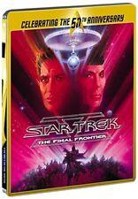 STAR TREK 5 - L'ULTIMA FRONTIERA  STEELBOOK   BLUE-RAY