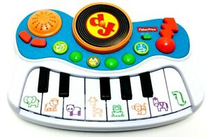 Fisher Price Kids Musical Electronic Piano Studio Interactive with 3 Modes