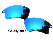 Galaxy Replacement Lenses For Oakley Fast Jacket XL Ice Blue Color Polarized