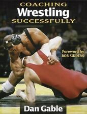 Coaching Wrestling Successfully (Coaching Successfully Series), Dan Gable, Good