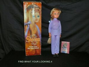 SHEENA DOLL 1973 PALITOY  HAIR GROWS WITH BOX