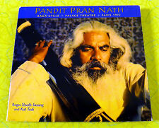 Pandit Pran Nath - Raga Cycle ~ Indian Classical Music CD ~ Paris 1972