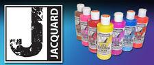Jacquard Airbrush Colors for T-Shirt, Fabrics & Sneakers - Single 4oz Bottle