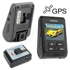 VIOFO A119 V2 Capacitor Novatek 96660 HD1440P Car Dash Cam DVR w/ GPS Logger New