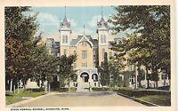 C12/ Mankato Minnesota Mn Postcard 1919 State Normal School Building