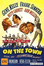 On The Town (DVD, 2003)
