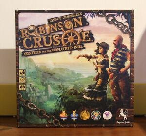 Brettspiel Robinson Crusoe: Abenteuer auf der Verfluchten Insel