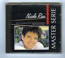 CD (NEUF) NICOLE RIEU MASTER SERIE