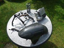 Ersatzteile BMW R1100S: 1x CARBON front-fender Kotflügel Schutzblech garde boue