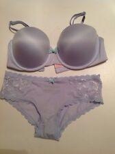 11838c05c6 Victoria s Secret BBV Shape Multiway Bra Panty Set 32d XS Blue