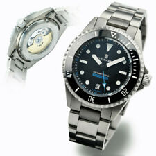 New STEINHART Ocean One Titanium 500 premium 42mm Swiss Automatic Watch 50 ATM