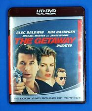The Getaway (HD DVD) Alec Baldwin - Unrated - Region Free - US Import - RARE