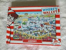 Where's Wally? At the Airport - Paul Lamond Games Puzzle - Jigsaw