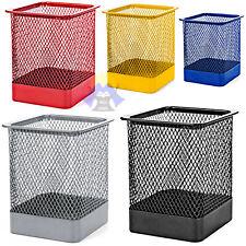 Portapenne da scrivania e da ufficio design moderno in plexiglass trasparente Tigri