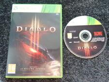 @ DIABLO III 3 @ Jeu Microsoft XBOX 360 -