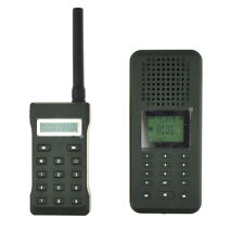 Hunting Bird Caller MP3 Player 20W 126dB Speaker LCD Display W/Remote Timer 800M