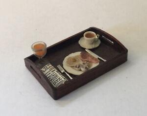 Dolls House Breakfast Tray